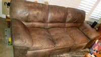Leather couch & chair Henderson, 89074