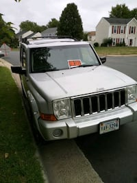 2007 Jeep Commander Manassas