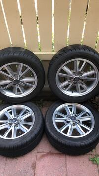05  Mustang gt conv wheels and tires Montgomery Village, 20886
