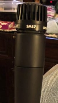 Shure  Beta 57A vocal microphone
