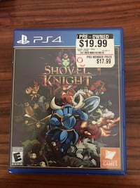Shovel Knight (PS4) Fort George G Meade, 20755