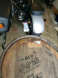 Whiskey barrel. If you come today 55 bucks Radcliff, 40160