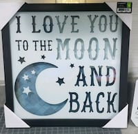 Wall Decor New in Box $4 Surrey, V3S 0E5