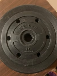 Weight Plate Set