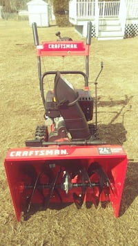 BRAND NEW CRAFTSMAN SNOWBLOWER Lawrence, 01841
