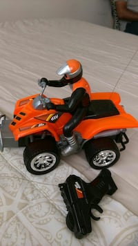 Remote controlled kids toy