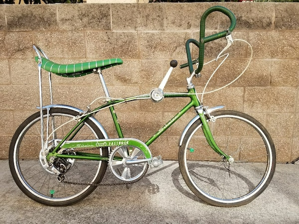 0c0370794a0 1967 Schwinn Stingray Fastback Ramshorn 5spd. HomeOther Vehicles and Parts San  LeandroUsed ...