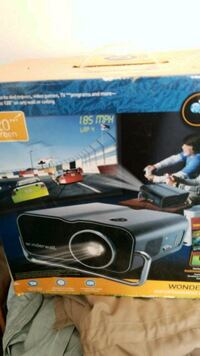 Discovery Expedition entertainment projector. Stafford, 22554