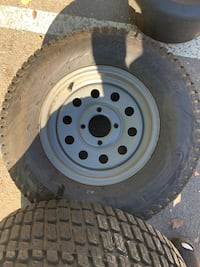 Toro z master tires front and rear, great condition,thread 90% barely Glenarden, 20706