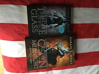 Throne of Glass Buch 1-2(Englisch!)