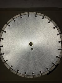 "14"" concrete saw disks  Silver Spring, 20906"