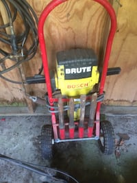 red and black Troy-Bilt pressure washer Poquoson, 23662