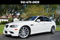 2008 BMW 3 Series M3 Sedan WTechnology Premium and Cold Weather Packages Sarasota