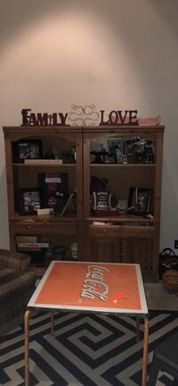 large cabinet/entertainment stands  Tulsa, 74136