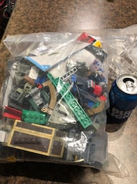 assorted plastic toys in pack Spruce Grove, T7X 0B5