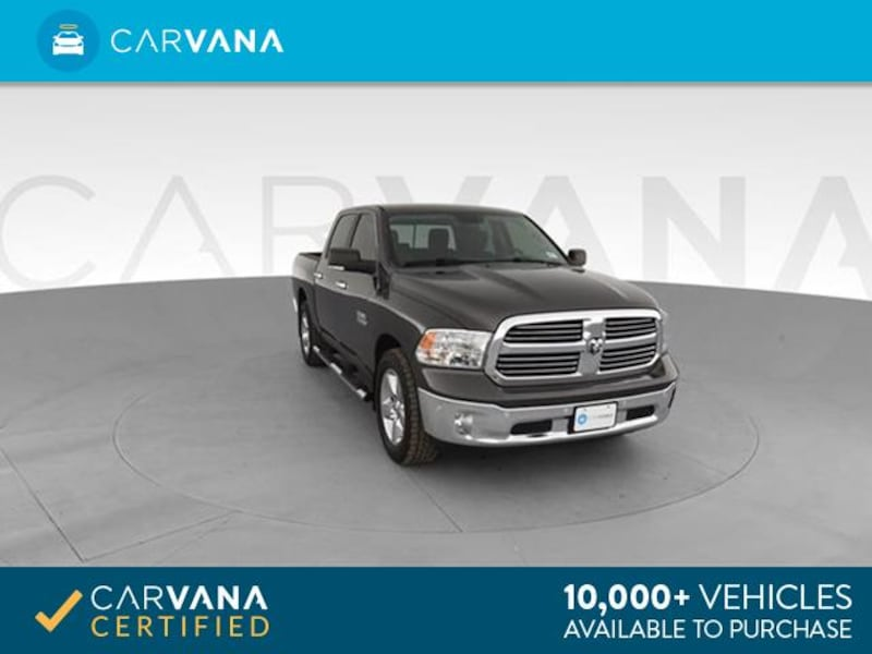 2016 Ram 1500 Crew Cab pickup Big Horn Pickup 4D 5 1/2 ft Gray <br aba31048-c230-45aa-b631-7cac16068704