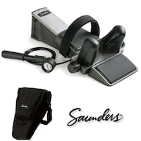 Cervical Traction Device: By Saunders Vancouver