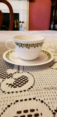 Corelle teacup and saucer Cockeysville