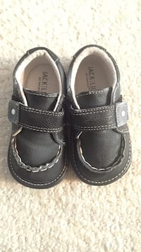 Jack and Lily Toddler Shoes 535 km