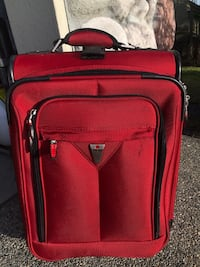 Checkable Delsey suitcase Coquitlam, V3H 0C4