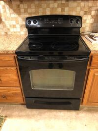 black electric smooth top range Bloomsburg, 17815