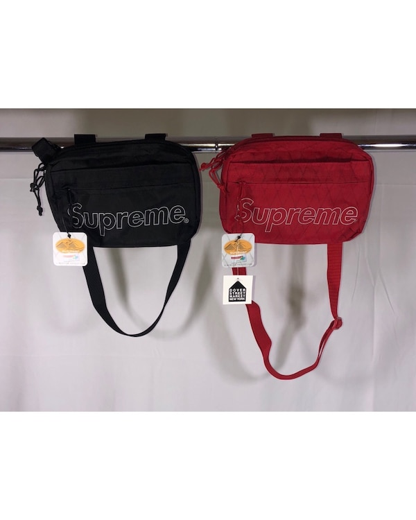 Used Supreme Shoulder Bag (FW18 Collection) For Sale In New York