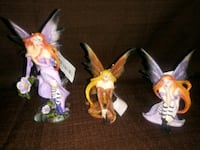 3 smaller fairies all brand new Virginia Beach, 23454
