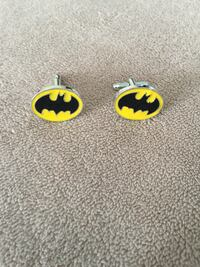 Bat Man Cufflinks