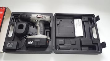 Craftsman 18v cordless drill and charger brand new