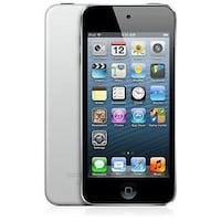 iPod touch 5th generation (Silver) Barley used Toronto, M4C 5L6