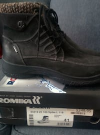 Ladies Winter Boots - Romika - Size 10 Ottawa, K2A 3L8