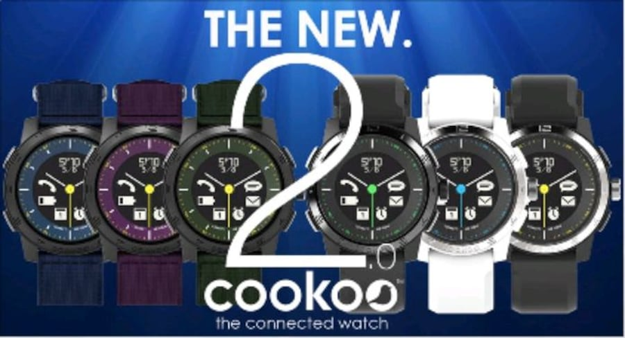 Cookoo 2 Smart Watch 9d4af9e1-e4b9-4761-9d84-bbd760850fd2