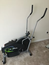 black and gray elliptical trainer Windsor Mill, 21244