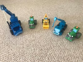 Bob the builder trucks