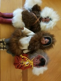 antique fur-lined dolls  Clearwater, 33764
