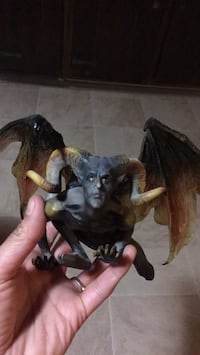 Demon Figurine