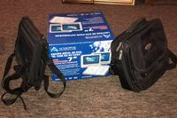 ....2 Widescreen monitors...with  DVD&cases! Great deal!