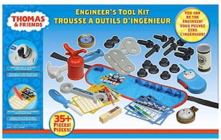Thomas and Friends Engineer's Tool Kit