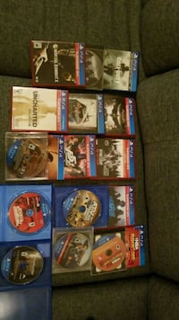 ps4 games great deal.  Toronto, M9V 1A3