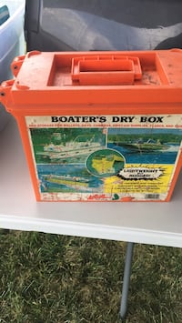 Boaters dry box