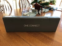 Samsung, one connect box