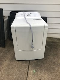 White front-load clothes Dryer Alexandria, 22315