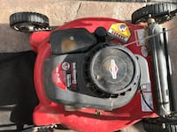 red and black push mower Fairfield, 94534