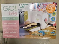 FABRIC CUTTER - GO BABY