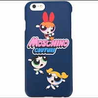 iPhone 6 6S Plus Moschino Superchicche Powerpuff Milan, 20143