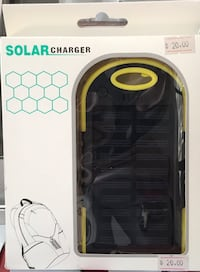 Solar charger for any device