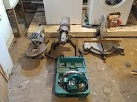 miter saw, scroll saw, and circular saw New Haven, 06519