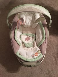Baby's brown and green bouncer Suffolk, 23435