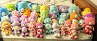 37 original Care Bears, perfect condition