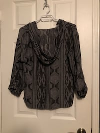Small TNA patterned tunic Burlington